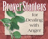 PrayerStarters for Dealing with Anger / Digital original - eBook