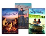 Texas Crossroads Series, Volumes 1-3