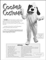 Adventure on Promise Island: Cooper Costume Pattern