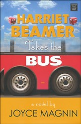 Harriet Beamer Takes the Bus, Large Print