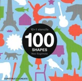 10+1 Stencils: 100 Shapes