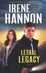 Lethal Legacy, Guardians of Justice Series #3