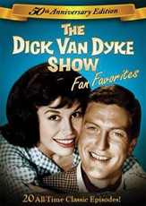 The Dick Van Dyke Show Fan Favorites, 50th Anniversary Edition