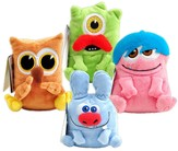 Set of Four U-Neek Stuffed Toys