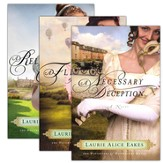 The Daughters of Bainbridge House Series, Volumes 1-3