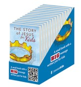 The Story of Jesus for Kids: Experience the Life of Jesus As One Seamless Story, 20 Pack