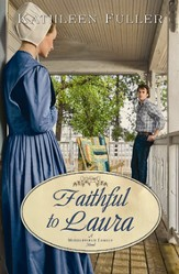 Faithful to Laura, Middlefield Family Series #2, Large Print