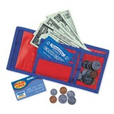Pretend & Play Cash 'n' Carry Wallet