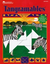 Tangramables ™ Book with Tangram