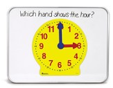 Magnetic Big Time Learning Clock
