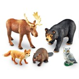 Jumbo Forest Animals