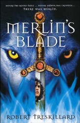 Merlin's Blade, Merlin Spiral Series #1  - Slightly Imperfect