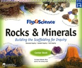 Flip4Science Rocks & Minerals Teacher's Guide & Center Book