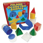 Folding Geometric Shapes, Set of 8