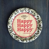 Duck Dynasty Dessert Plates, Pack of 8