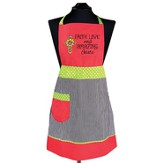 Faith, Love, and Amazing Grace Apron