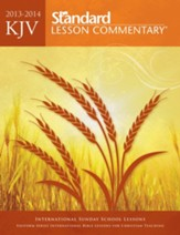 KJV Standard Lesson Commentary 2013-14, Deluxe Edition with eCommentary