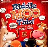 Riddle Moo This! A Silly Riddle Word Game