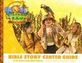 Bible Story Center Guide, Grades 1 & 2 (Ages 6-8)