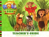 Kingdom of the Son, Teacher's Guide, Pre-K - Kindergarten (Ages 3-6)