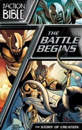 The Battle Begins: The Story of Creation - eBook