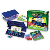 Reading Rods ®: Phonemic Awareness Classroom Kit (Pre K+)