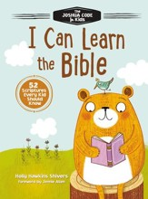 I Can Learn the Bible: The Joshua Code for Kids: 52 Devotions and Scriptures for Kids - eBook