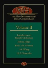 The New Interpreter's Bible Commentary , Volume II