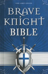 KJV Brave Knight Bible, Hardcover