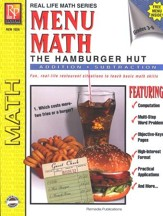 Menu Math: Hamburger Hut, Addition & Subtraction