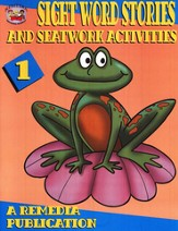 Sight Word Stories & Seatwork Activities, Book 1