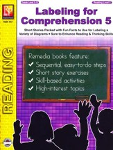 Labeling For Comprehension Reading Level 5