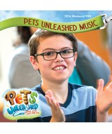 Pets Unleashed VBS: Music CD