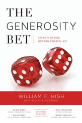 The Generosity Bet: Secrets of Risk, Reward, and Real Joy - eBook