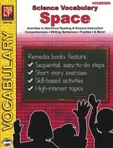 Science Vocabulary: Space