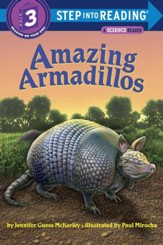 Amazing Armadillos - eBook