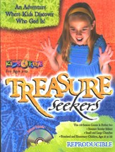 Kidstime: Treasure Seekers: Take Your Kids on an Island Adventure