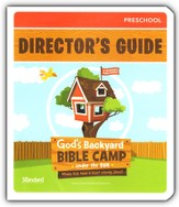 Under the Sun VBS: Preschool Director's Guide - Slightly Imperfect
