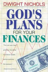 God's Plans for Your Finances - eBook