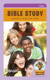 Under the Sun VBS: Bible Study Leader's Guide Teens