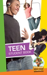 Under the Sun VBS: Teen Student Book