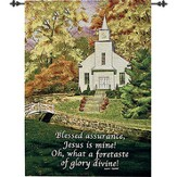 Blessed Assurance Wallhanging