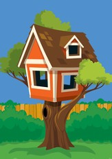 Under the Sun/Under the Stars VBS: Giant Tree House