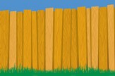 Under the Sun/Under the Stars VBS: God's Backyard Wall Mural