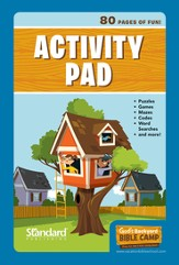 Under the Sun/Under the Stars VBS: Activity Pad