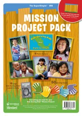 Under the Sun/Under the Stars VBS: Mission Project Pack (Kids Serving Kids)