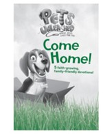 Pets Unleashed VBS: Come Home Family Devotional Booklet, pack of 10