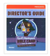 Under the Stars VBS: Preschool Director's Guide