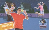 Under the Stars VBS: Preteen Student Book - Slightly Imperfect