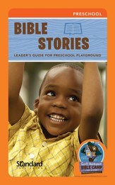 Under the Stars VBS: Bible Stories Leader's Guide for Preschool Playground